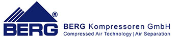 BERG KOMPRESSOREN GmbH - Made in GERMANY and Europe-Logo