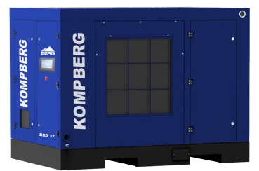 screw compressor KOMPBERG BSD 37