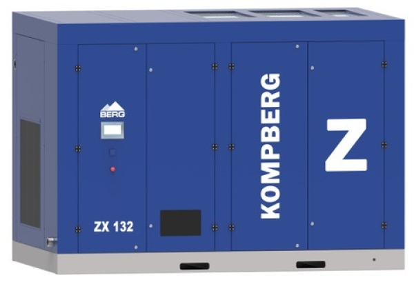 Oil free Screw Compressor - KOMPBERG ZX 132